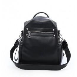 Plecak damski żeński 2018 nowa torba na ramię wielofunkcyjna moda codzienna damska mała plecak torba podróżna na plecak dla dzie