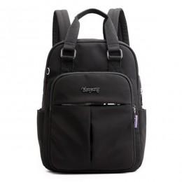 ACELURE z zabezpieczeniem przeciw kradzieży USB Charge nylonowy plecak wodoodporny kobiety plecaki szkolne Bagpack torby szkolne