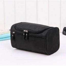 UOSC kosmetyczka kobiety torby mężczyźni duża wodoodporna kosmetyczka podróżna organizator do torby Case niezbędne do zmywania k