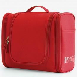 Wodoodporna nylonowa torba podróżna z organizatorem Unisex kobiety kosmetyczka torba wisząca kosmetyczki podróżne zestawy przybo