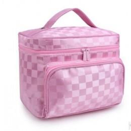UOSC kobiety kosmetyczka organizer na kosmetyki podróż niezbędna wodoodporna kosmetyczka wielofunkcyjna kosmetyczka makijaż torb