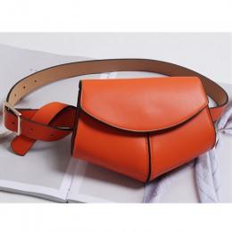 Serpentyn piterek panie PU skórzana talia saszetka na pasek kobiety Mini Disco saszetka biodrowa luksusowe torebki damskie toreb