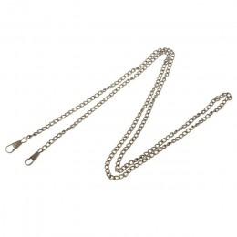 THINKTHENDO długi 120 cm/60 cm/40 cm portmonetka na metalowym łańcuszku pasek uchwyt wymiana na torebkę torba na ramię 4 kolor