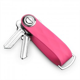 NewBring Clearance brelok do kluczy DIY brelok do kluczy portfel brelok do kluczy portfele przenośny kompaktowy metalowy klips w