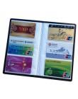 Maison Fabre 2018 nowe skórzane karty ID etui na karty kredytowe etui na książki Keeper Organizer prosty i dziki wizytownik hold