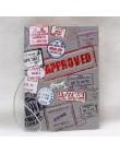 2020 New arrival nowy wzór okładki paszportowe Fashion style PU skórzane etui na karty kredytowe portfele na paszport etui na pa