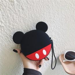 Drop Shipping Mini portmonetka 3D Cute Cartoon Anime etui kobiety mały portfel miękkiego silikonu portfel dzieci Kawaii prezent