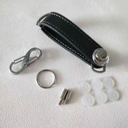 Samochód woreczek na klucze torba Case portfel etui łańcuch portfel na klucze pierścień kolektor gospodyni EDC brelok do kluczy