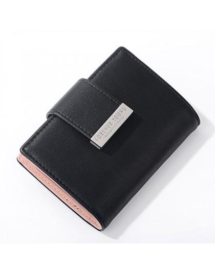 Moda 20 slotów kobiet karty i etui na identyfikator miękkie skórzane damskie małe etui na karty kredytowe kobiece wizytówki okła