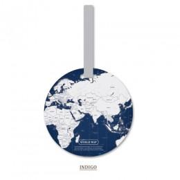 Mapa mody bagaż Tag kobiety akcesoria podróżne żel krzemionkowy walizka adres dowód tożsamości uchwyt bagaż na pokład Tag przeno