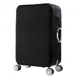 Zagęścić pokrowiec na bagaż walizka Case wózek podróżny pokrowiec ochronny na walizkę do S/M/L/XL/18-32 Cal akcesoria podróżne