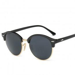 DCM gorące okulary przeciwsłoneczne damskie popularne marka projektant Retro mężczyźni lato styl okulary przeciwsłoneczne