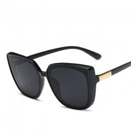RBROVO Cateye designerskie okulary przeciwsłoneczne damskie 2019 wysokiej jakości okulary w stylu retro kobiety kwadratowe okula