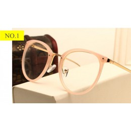 Imwete optyczne przezroczyste okulary damskie okulary dla krótkowzrocznych ramek metalowe okulary przezroczyste klosze damskie o