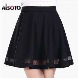 Moda kobiety spódnica kawaii faldas panie spódnica trzy czwarte seksowne spódnice kobiet plisowana spódnica saias Korea ubrania