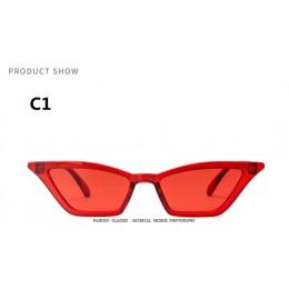 14 kolorów marka projekt nowy europejski amerykański kocie okulary okulary przeciwsłoneczne damskie okulary w stylu retro przezr