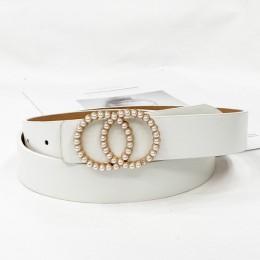 2020 modne paski dla kobiet talia perła pas cinturon mujer luksusowej marki ceinture femme sukienki kobieta dziewczyny panie cin