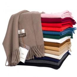 Zimowy miękki ciepły kaszmirowy szalik dla kobiet wełniane szale Khaki zimowy Poncho czarny męski kaszmirowy szalik s żeński sza