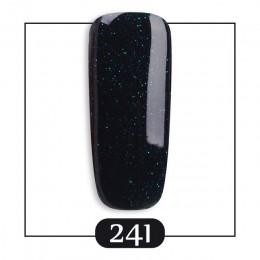 RS NAIL 15ml żelowy lakier do paznokci UV kolorowy żel led lakier 308 kolorów 241-308 żelowy lakier do manicure zestaw lakierów