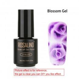 ROSALIND 7ml kwiat lakier do paznokci żel do paznokci do samodzielnego nakładania dla salon paznokci z długim trwały lakier do p