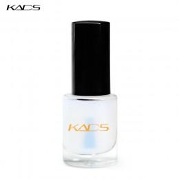 KADS 9.5ML okrągła warstwa wierzchnia do paznokci pielęgnacja paznokci rozjaśnij odporność na zarysowania trzy w jednym podstawo
