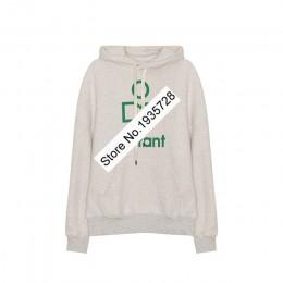Kobiety ponadgabarytowych list uciekają bawełniany sweter gruby ciepły pulower-panie/kobieta Lounge-ready bluza BopStyle sklep n
