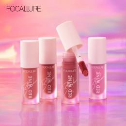 FOCALLURE Face Liquid Blusher Contour Makeup długotrwały matowy makijaż naturalny puder do konturowania policzków