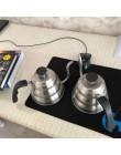 Hario filtr do kawy Gooseneck czajniczek czajnik czajnik herbata ze stali nierdzewnej ekspres do kawy 100ml/1200ml