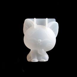 3D jednorożec silikonowe formy do ciasta kotek niedźwiedź przezroczyste gliny DIY kremówka foremka do musu ciasto dekorowanie na