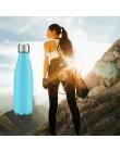 350/500/750/1000ml podwójna ściana stal nierdzewna butelka wody butelka termosowa utrzymuj gorący i zimny termos izolacyjny dla