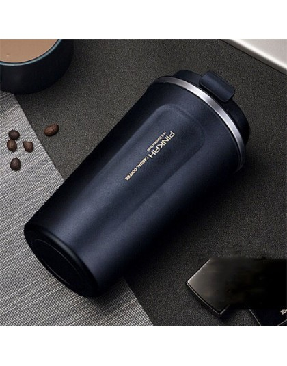 380/500ml kubek termiczny na kawę ze stali nierdzewnej 304 kubek termiczny kubek podróżny do kawy termosy kubek termiczny do sam