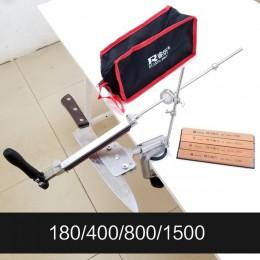 RUIXIN 4 generacje stała ostrzałka kątowa materiał metaliczny do ostrzenia noży system kamień do ostrzenia z kamieniami