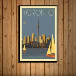 Hd wydruk płótna artystyczny obraz nowy jork holandia Amsterdam londyn Vintage podróże miasta krajobraz plakaty obraz ścienny