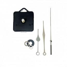Zegarek DIY mechanizm klasyczny wiszący czarny zegar ścienny kwarcowy mechanizm ruchu części naprawa wymiana niezbędne narzędzia