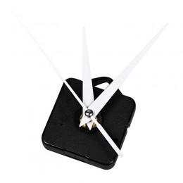 1 zestaw czarne i czerwone ręce naprawa części do narzędzi zestaw DIY z hakiem Drop Shipping cicha duża ściana mechanizm zegara