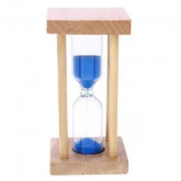1/3/5 minut klepsydra klepsydra klepsydra timery drewniana rama zabawki na prezenty dla dzieci szczoteczka do zębów klepsydra wy