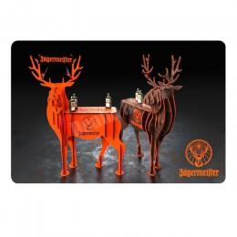 Jagermeister Vintage Metal znak blaszany Pub dekoracje barowe Deer piwo reklama płyta likier piwo naklejka ścienna Home Decor N2