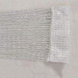 Zasłony do salonu nici zasłony zasłona sznurkowa drzwi koralik Sheer zasłony na okno sypialnia salon zasłony pokojowe salon U060